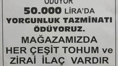 Photo of 50.000 LİRA VERİYORUZ