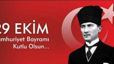 Photo of Cumhuriyetimizin 95. Yılı Kutlu Olsun