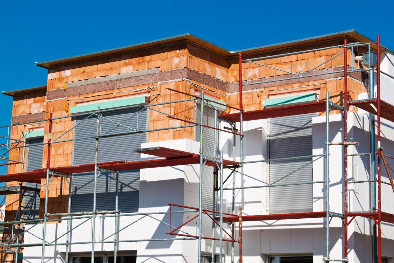 Fassadendämmung - Drei Varianten Sind Möglich - J. Kult Gmbh