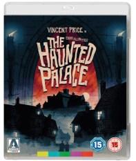 haunted palace blu-ray