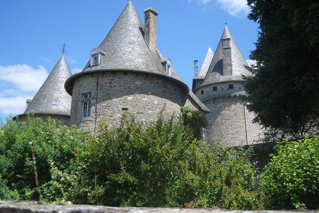 15. Juli 2014 – Arnac Pompadur und St. Yrieix-la-Perche