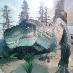 Tyrannosaurus im Urzeitmuseum