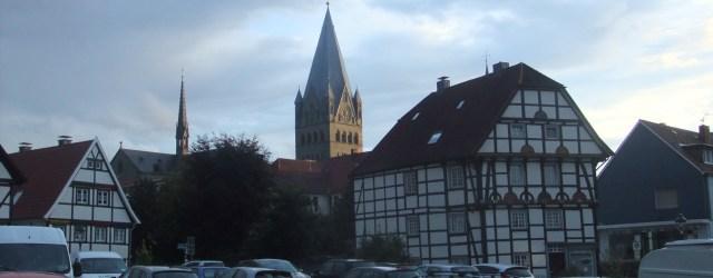 Heimatstadt Soest in Westfalen