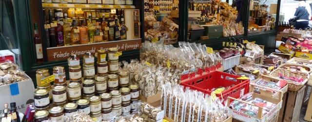 Delikatessen in Brixen