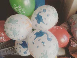 Partyspaß mit Ballons
