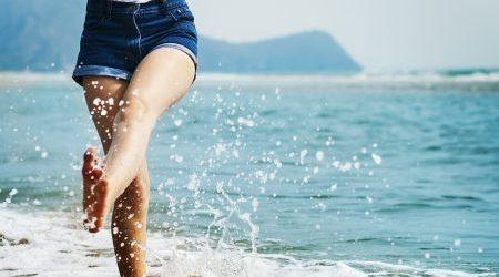 Auszeit nehmen im Sommer