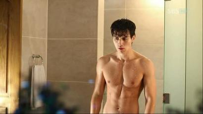 lee dong wook shirtless