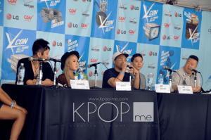 ASIAN AMERICANS PANEL kcon
