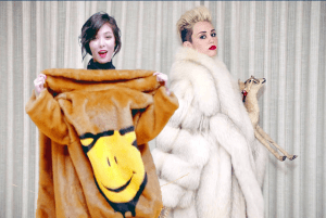 hyuna and miley cyrus fantasy collaboration