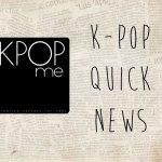 K-Pop Quick News 08/25/14-08/27/14