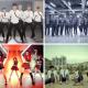 kpop school uniforms music video