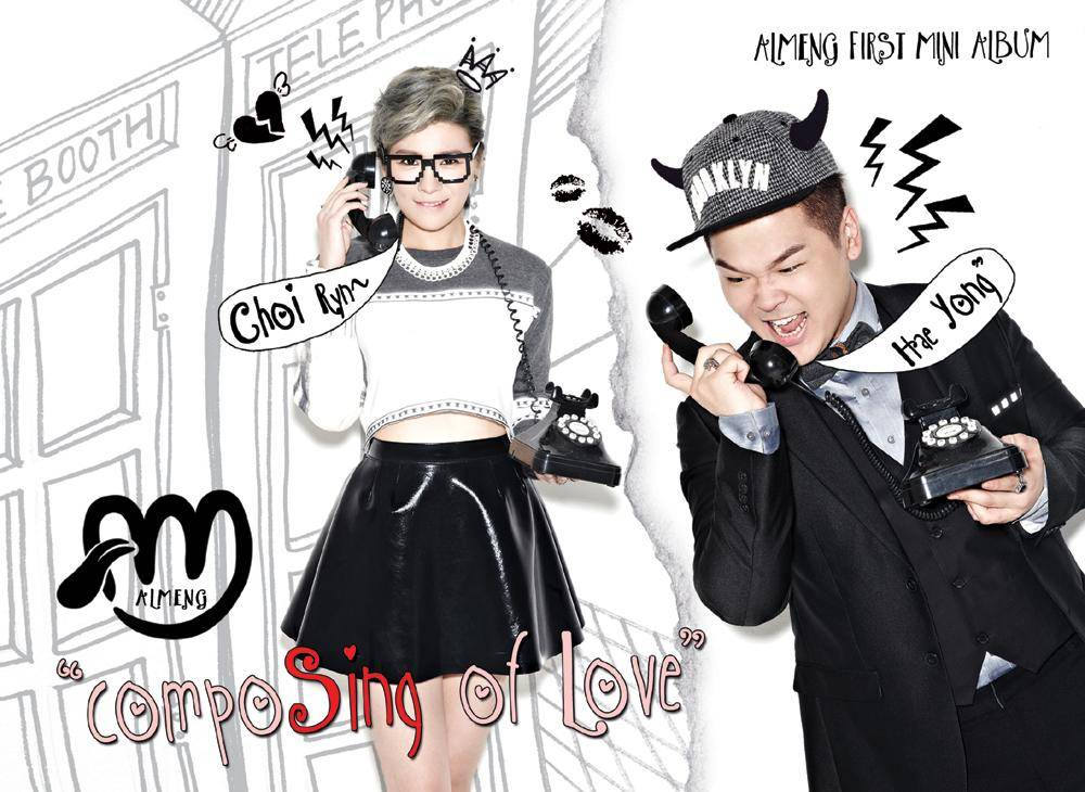Almeng Cover via YNB Entertainment