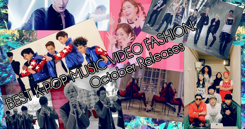 Best Music Video FASHION OCT releases