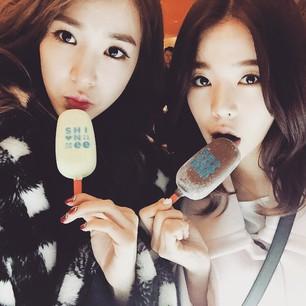 SMTown Snacks via Svnnynight Instagram