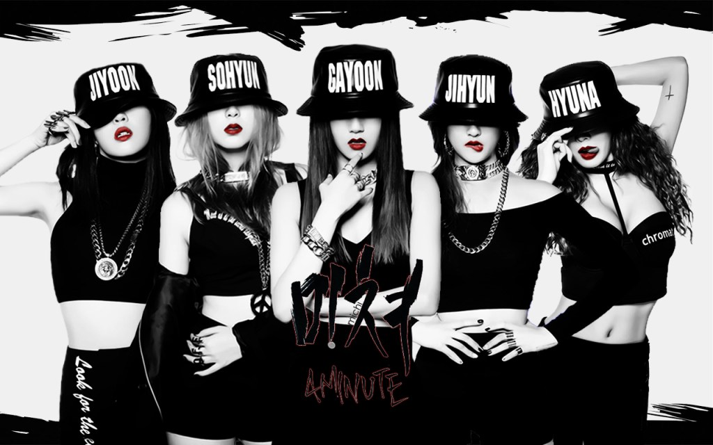 4Minute's 'Crazy' Music Video & Song Review - KultScene