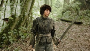 Amber Liu As Arya Stark KultScene