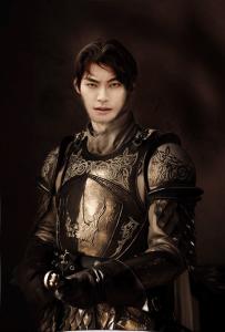 Kim Woo Bin As Jamie Lannister KultScene