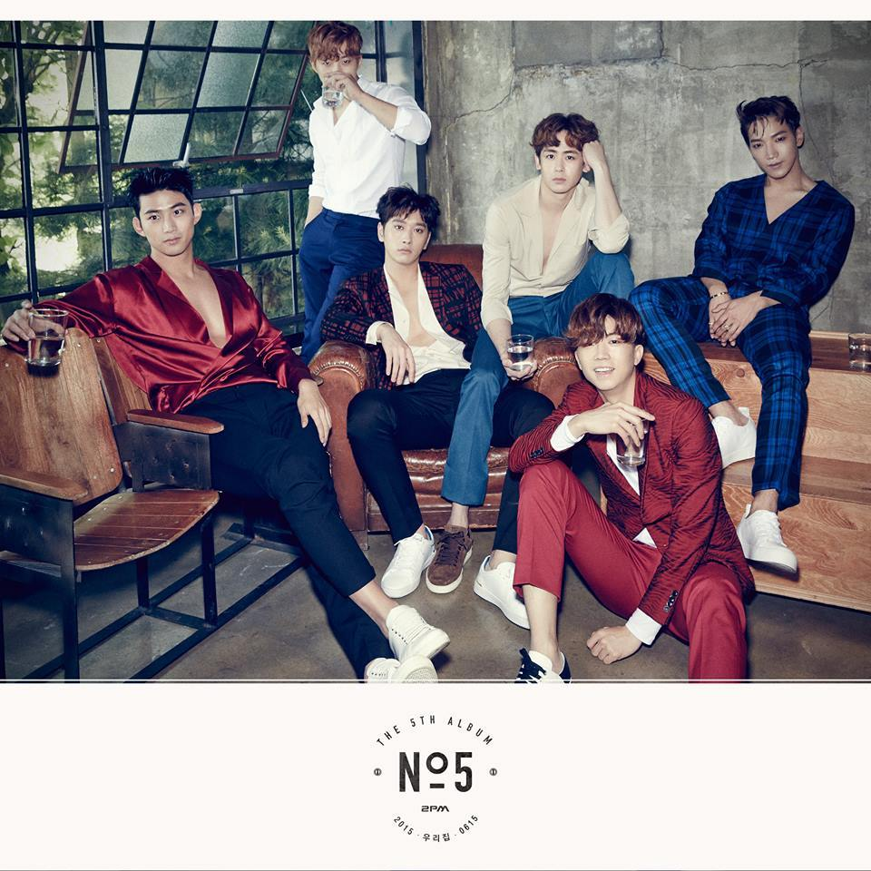 2pm album cover 2