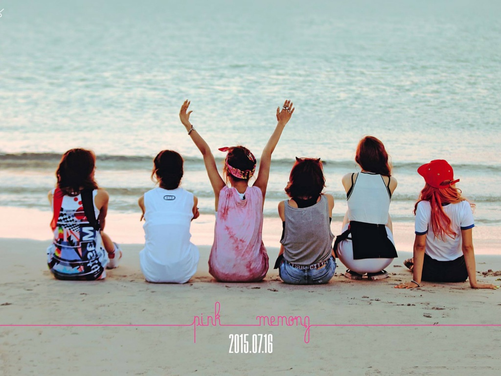 Adding To The Long Roster Of Girl Group Summer Comebacks Is Apink With Their Bittersweet Song And Music Video For Remember Girls Were Able Achieve