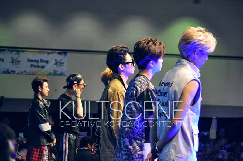 got7 beyond closet KCON 15 LA KultScene