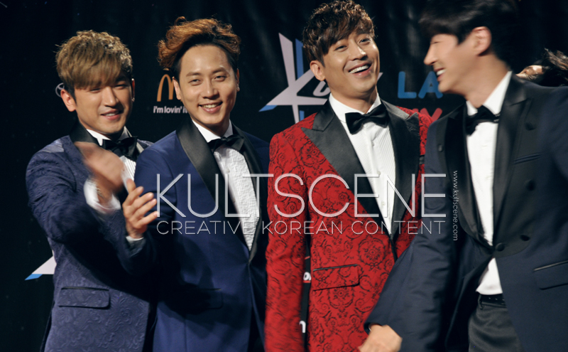 shinhwa chanjo bio kcon la 2015 15 los angeles