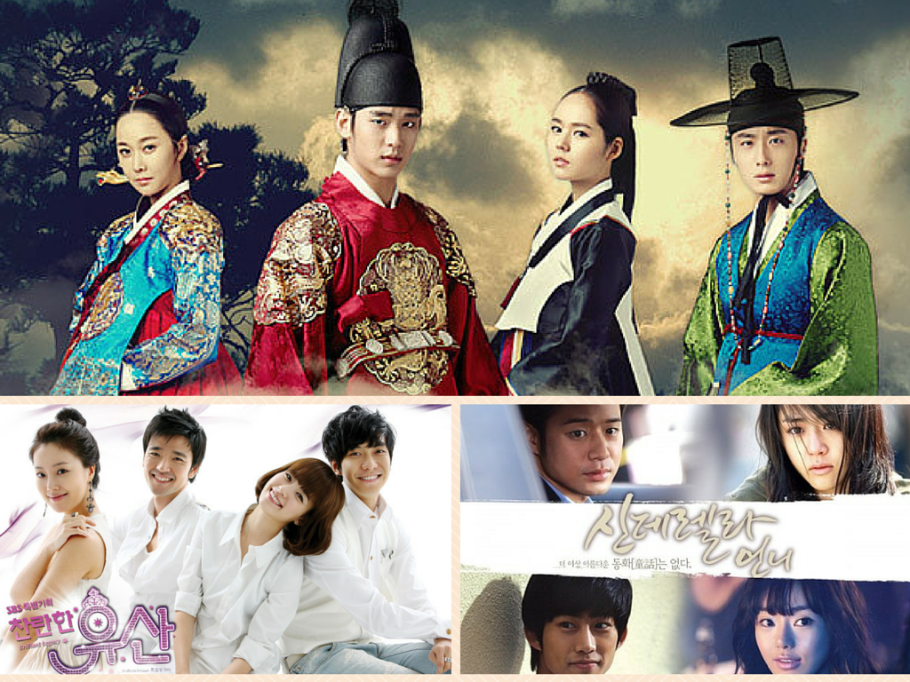 the moon that embraces the sun, brilliant legacy, cinderella's sister, fashion 70s, fated to love you