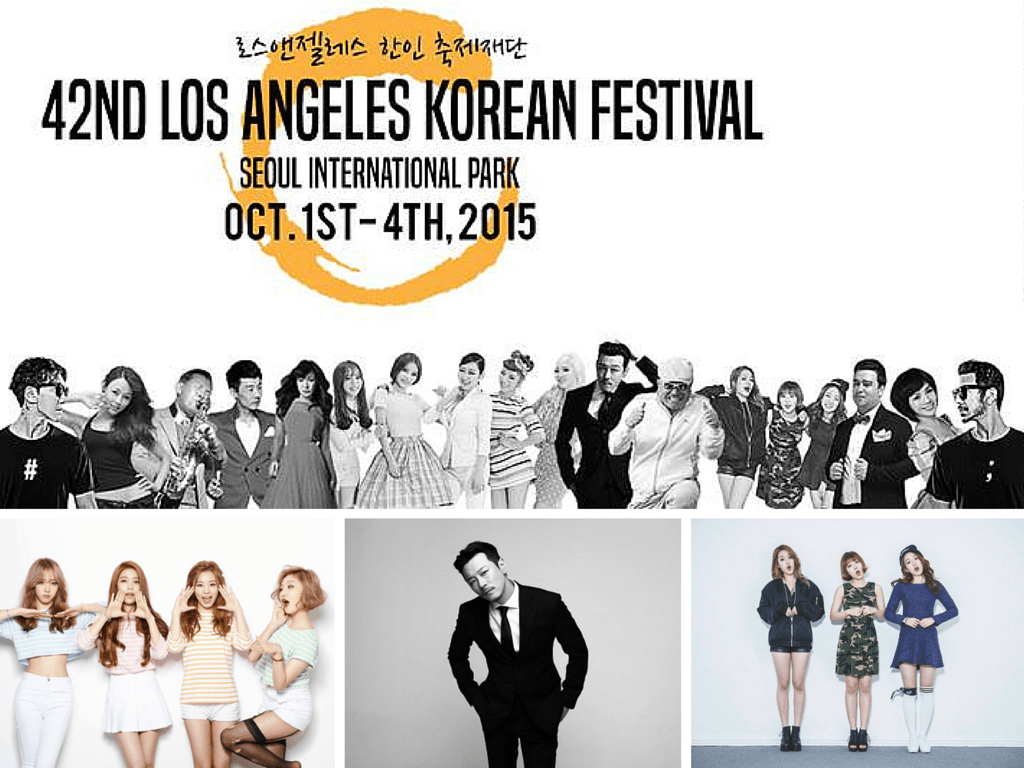 los angeles la korean festival 2015