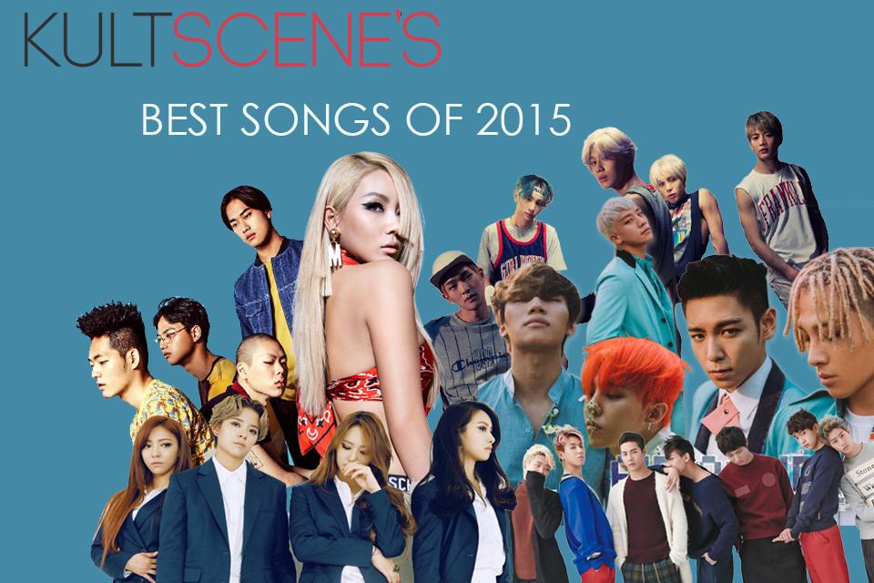 Top 50 Korean Songs of 2015 - KultScene