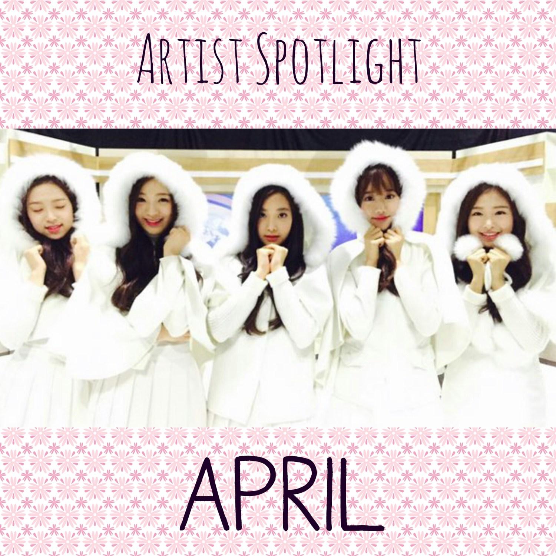 Artist Spotlight April