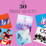 Top 30 Korean B-Sides of 2015