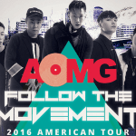 Intro to AOMG [+ Follow the Movement 2016 North American Tour Info]