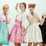 4 Modern Takes on Traditional Korean Hanbok That We Love