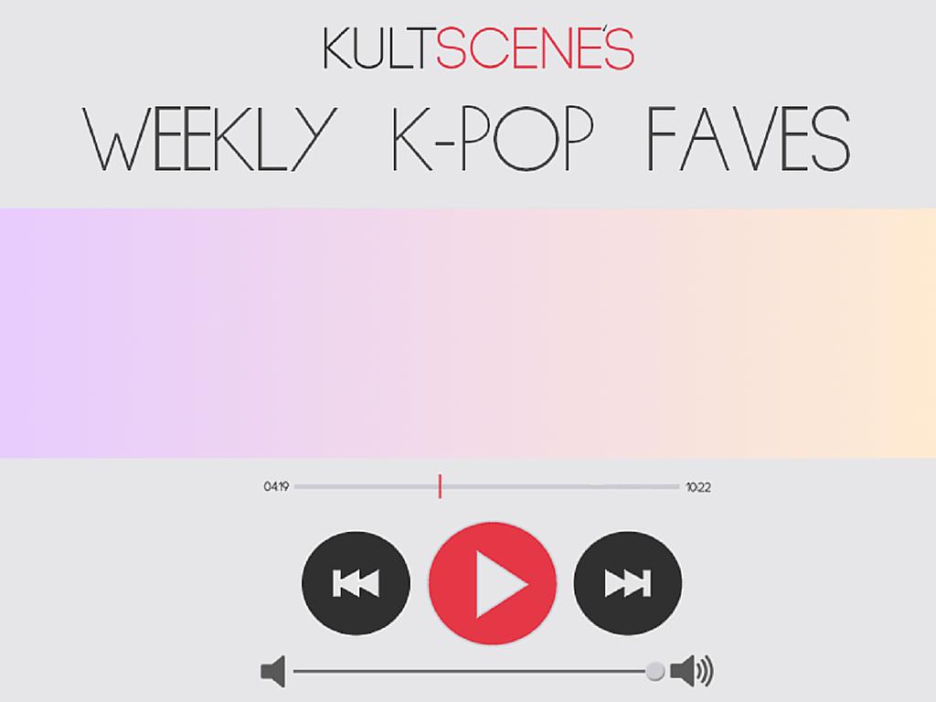favorite best kpop songs june 2016