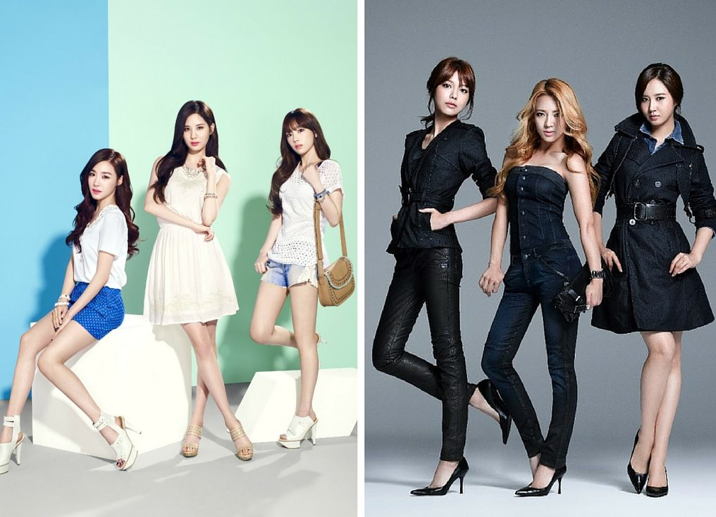 TTS SHY Girls' Generation SNSD