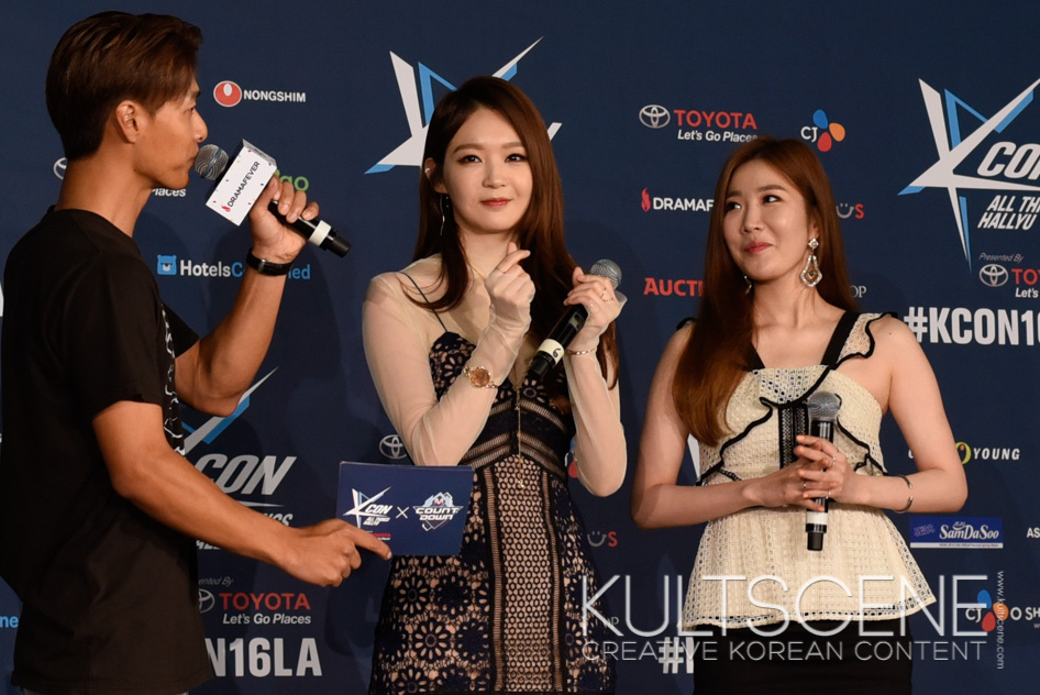 davichi kcon los angeles 2016 la 16