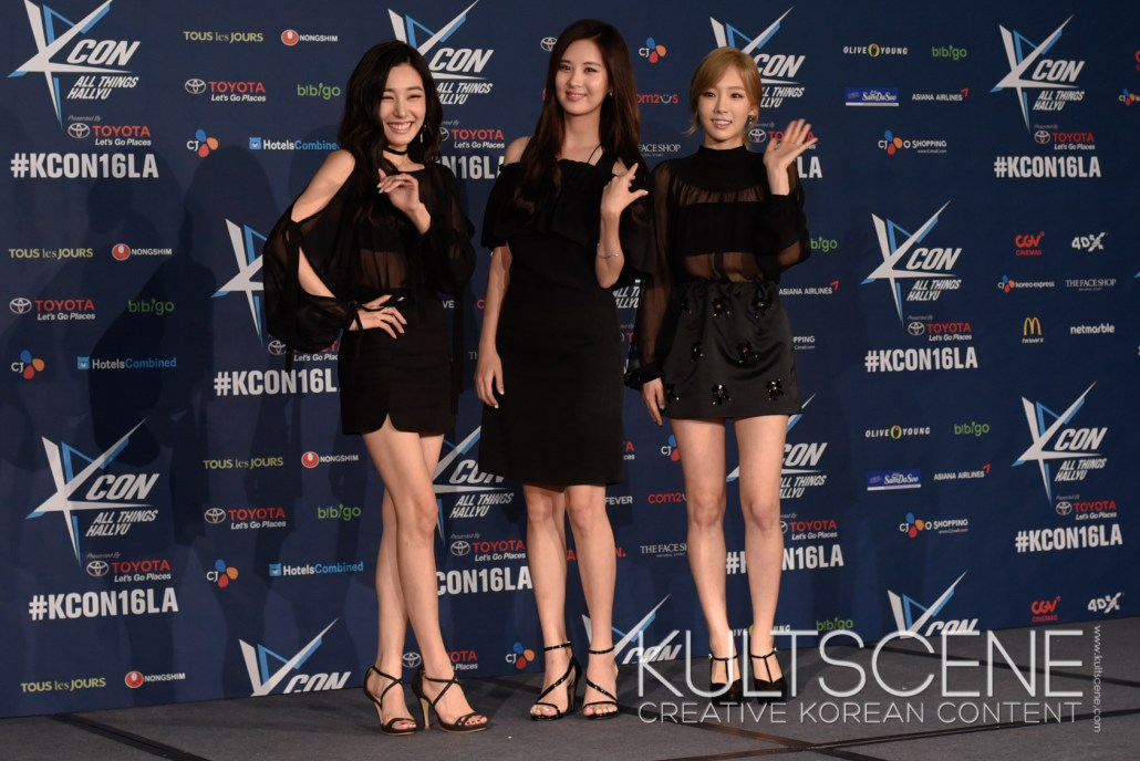 tts taetiseo girls' generation snsd girls generation girls' generation-tts kcon los angeles 2016 16 la