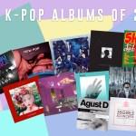 Best Korean Albums of 2016