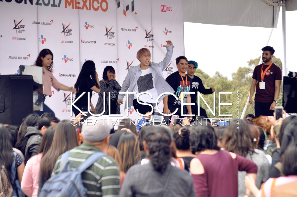 kcon mexico kpop convention kpop