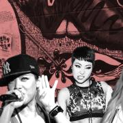 korean female rappers rap women cheetah jessi yoon mirae tasha tymee