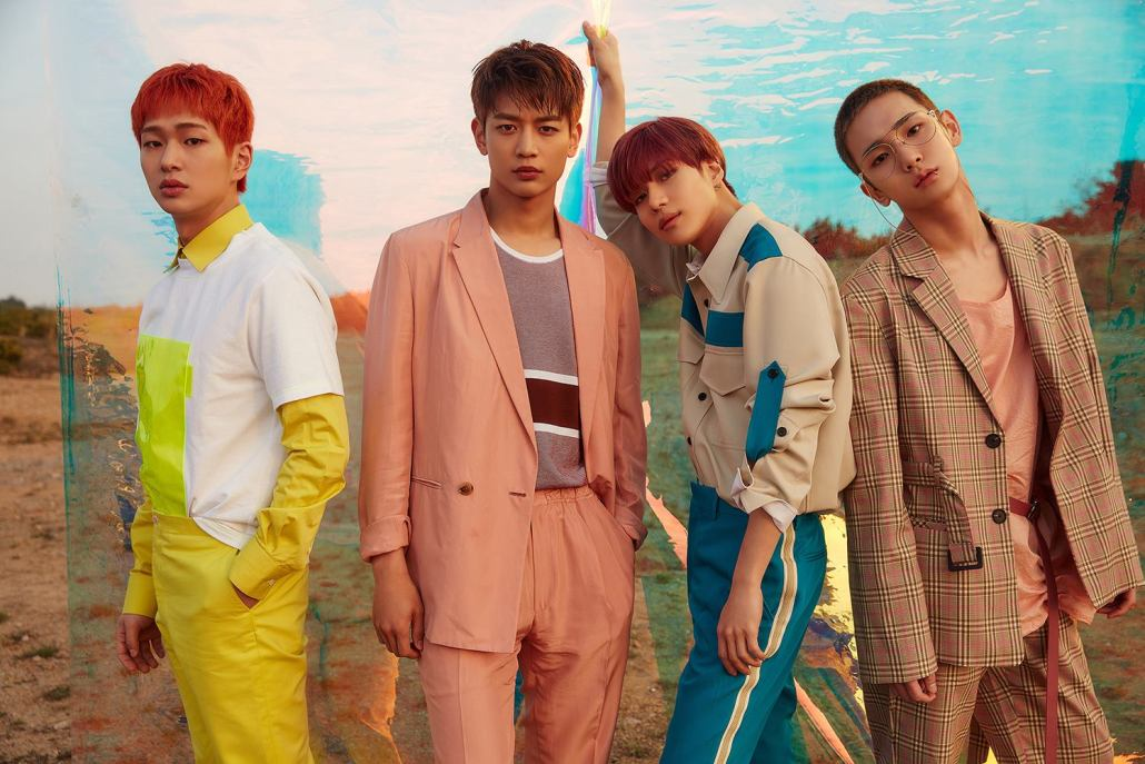 shinee fall trends bright colors