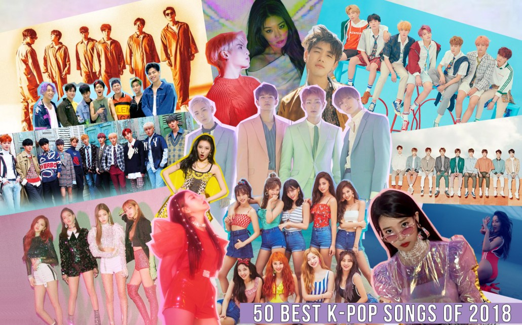 top kpop songs tracks best 2018 18