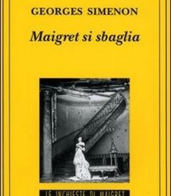 Maigret si sbaglia – Georges Simenon
