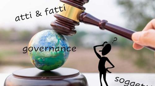 Ancora sulla necessaria riforma del Diritto Internazionale Pubblico: soggetti, atti e fatti, governance