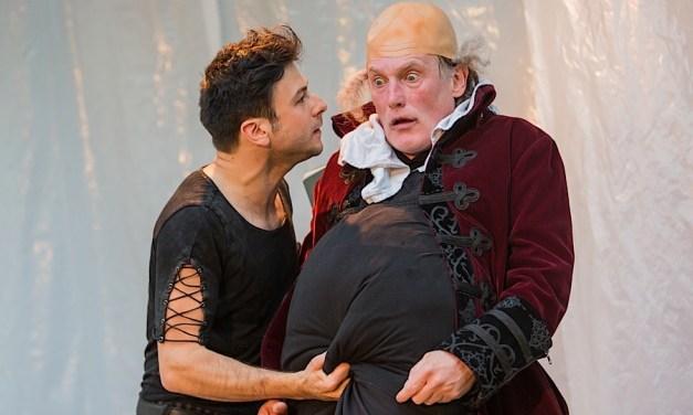 Hamlet lebt in Naumburg