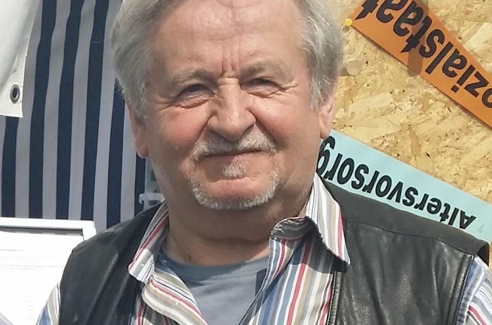 Gedenklesung für Manfred Koch