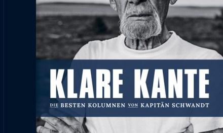 Klare Kante. Kapitän Schwandt und mein Großvater kannten sich gar nicht.