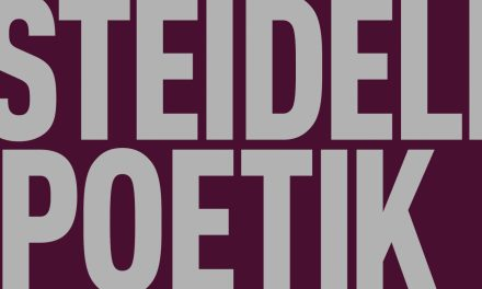 Angela Steidele: Poetik der Biographie
