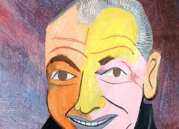 Gunter Gerlach – Ein Orwell mit Humor