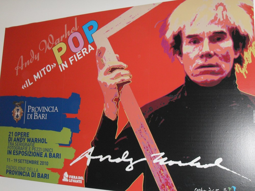 Pop Art - Andy Warhol (1/6)
