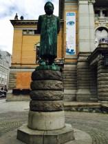 Ibsen lässt grüßen: Oslo 2016.